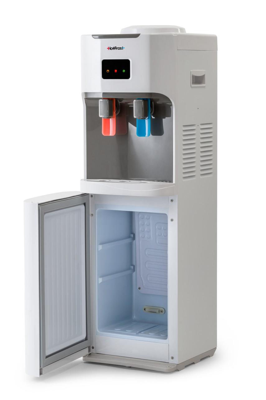 Кулер напольный HotFrost V115B горячая - холодная вода