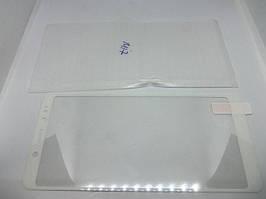 Защитное стекло FULL SCREEN Triplex для Xiaomi Mi 7 глянец (без упаковки) белый
