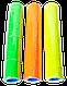 Ценник 26 * 12мм (500шт, 6м), фигурный, внешняя намотка, фото 2