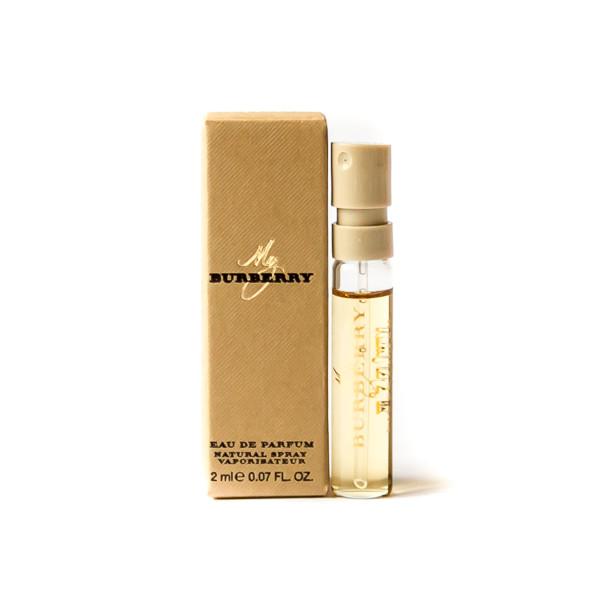 Пробник женских духов оригинал BURBERRY My Burberry 2 мл парфюмированная вода, цветочно-фруктовый аромат