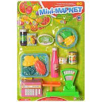 Детский игровой набор «Мини-маркет» 213