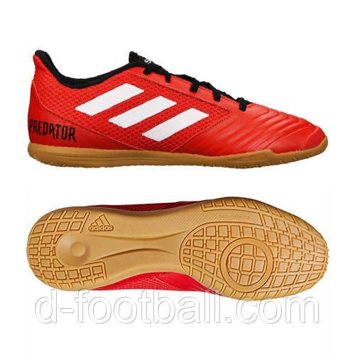 f7086673 Футбольная обувь для зала Adidas Predator Tango 18.4 Sala DB2172 ...