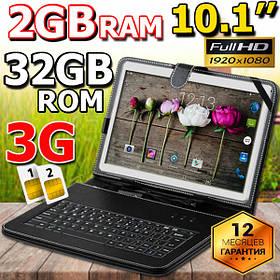Мощный !!! Планшет-ноутбук ASUS Z101NEW- 10,1, 3G, IPS, 2 Sim 2/32+ КЛАВИАТУРА в ПОДАРОК