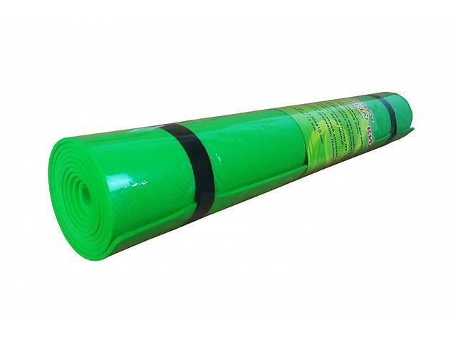 Йогамат EVA M 0380 173-60 см Салатовый