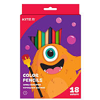 Набор цветных карандашей kite k19-052-5 jolliers 12 штук