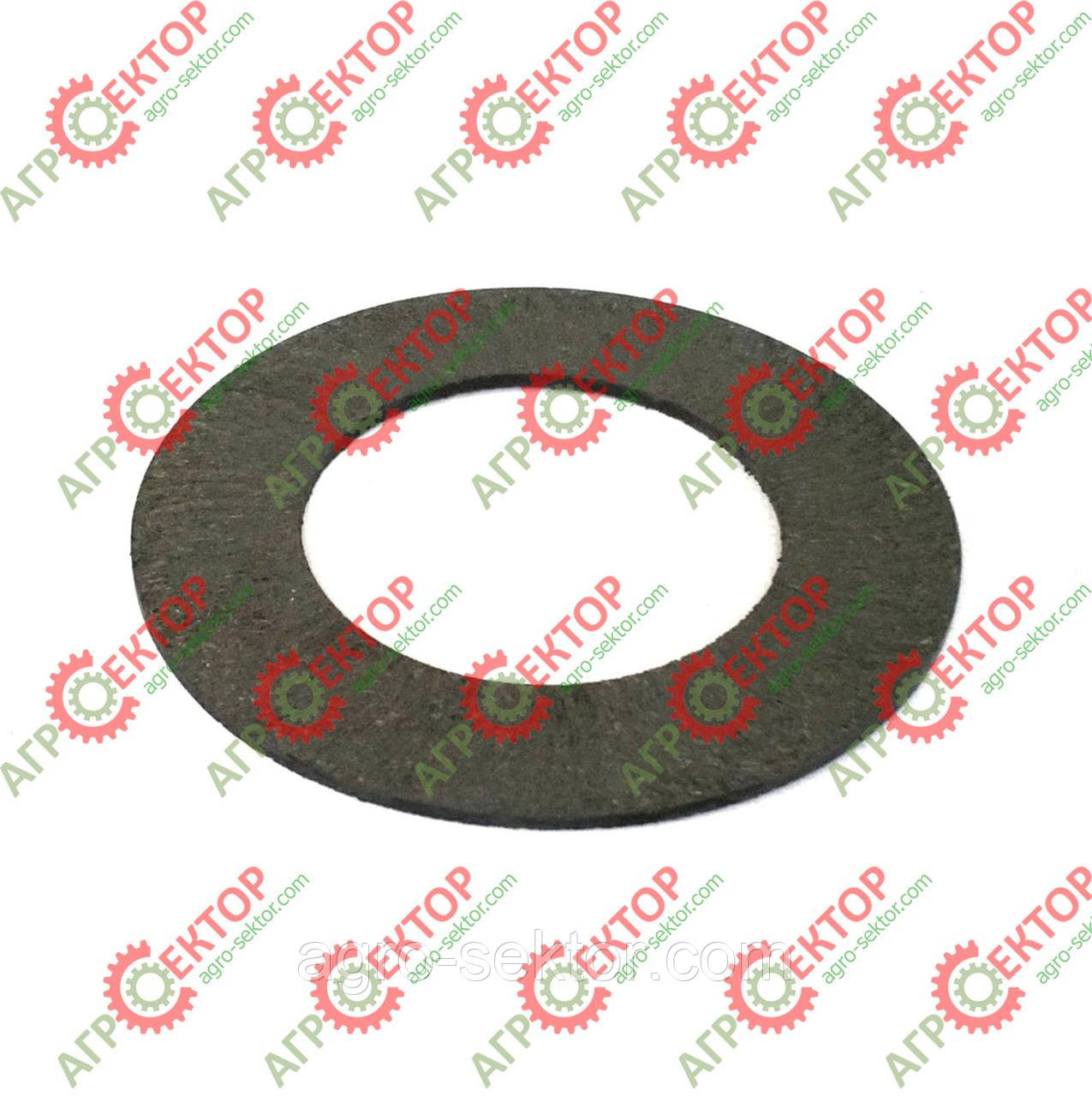 Диск фрикційний муфти підбирача 150x90x3 мм на прес-підбирач Sipma Z-224 2213-110-105.03, 1338-311-004