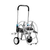 Тележка катушка для шланга металлическая Целфаст Cellfast Explorer 1/2 - 60м 55-050