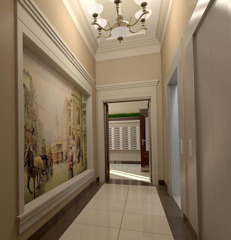Декор холлов жилого комплекса Одесские традиции
