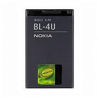 Аккумулятор AAAA-Class BL-4U для Nokia 3120 classic / 8800 Arte / C5-06 / C5-03 / asha 300 / 5530 (13618)