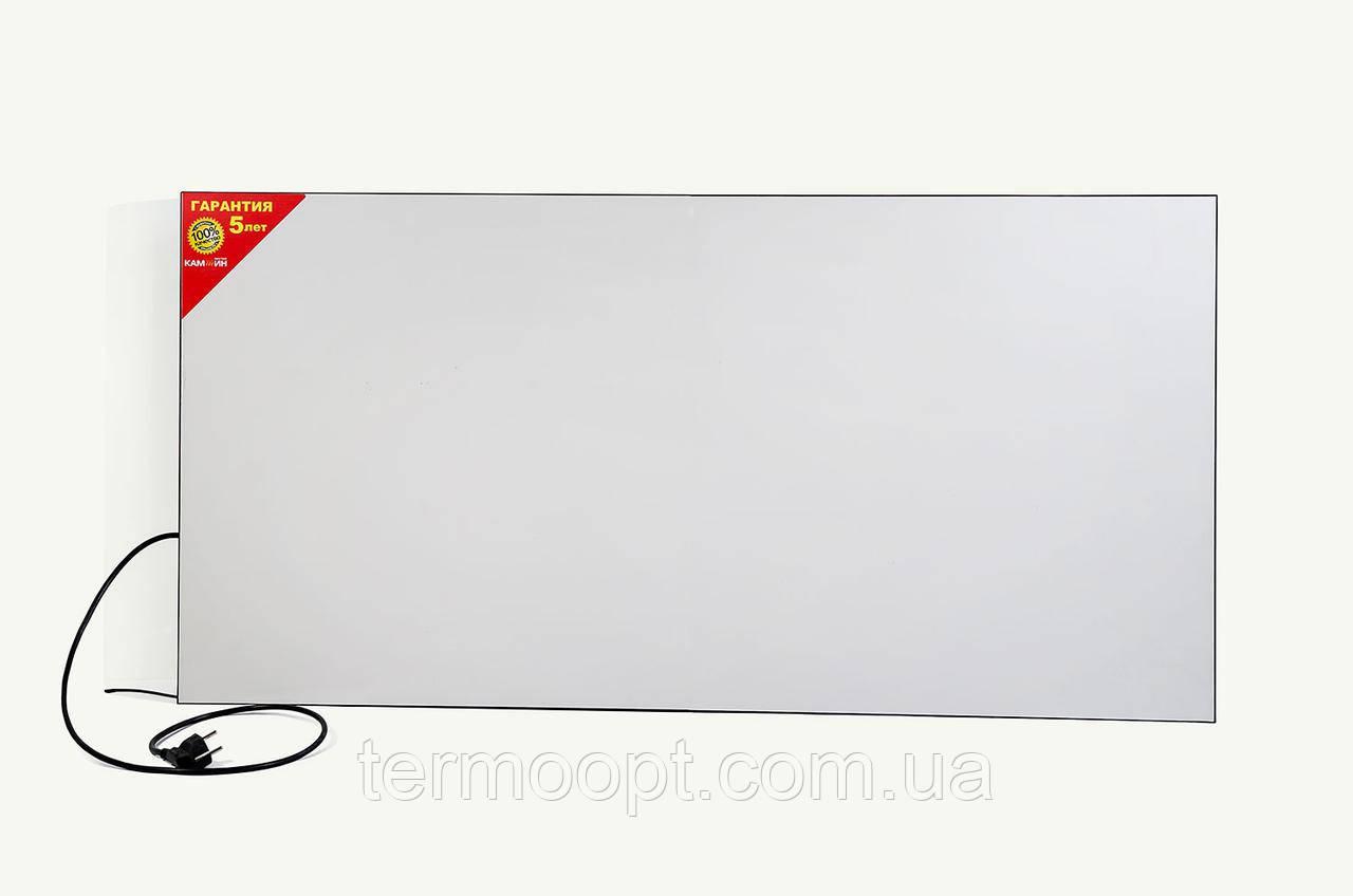 Камин 700 Вт электрический керамический инфракрасный обогреватель  900х600