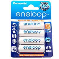 Аккумуляторы Panasonic Eneloop AA (4 шт)