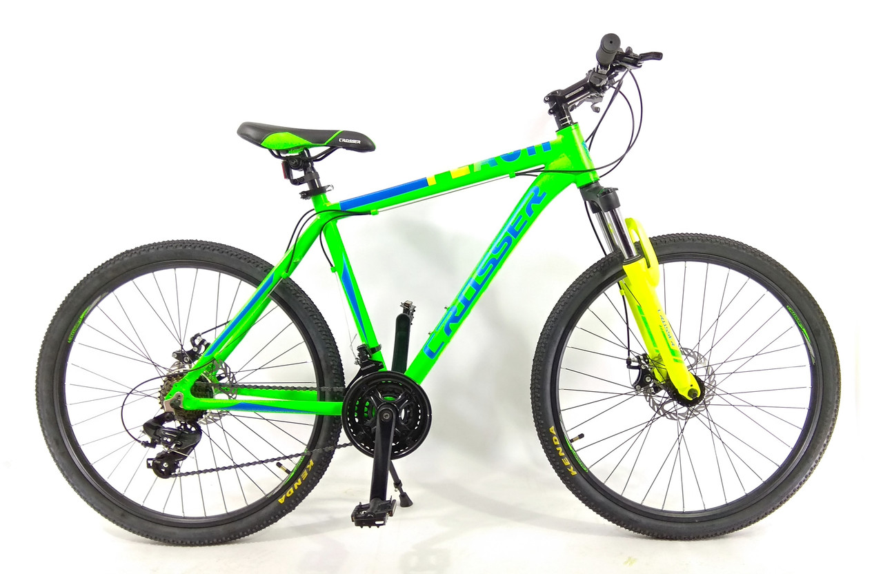 """Горный велосипед Crosser Flash 26"""""""