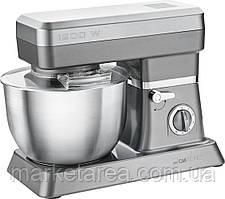 Кухонный комбайн CLATRONIC KM 3630 серый (гарантия 2 года)