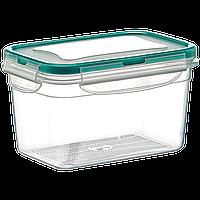 Контейнер Fresh Box прямоугольный 1,3 л прозрачный Irak Plastik