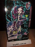 Кукла Monster High Gloom 'n Bloom Catrine DeMew Катрин ДеМяу Мрак и цветение