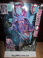 Кукла Monster High Haunted Student Spirits Kiyomi Haunterly Doll Киоми Хантерли Призрачные