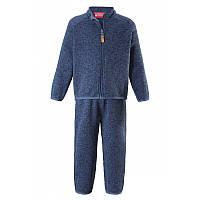Комплект флисовый кардиган и брюки Tahto размеры 80 осень;зима;весна унисекс TM Reima 516321-6790