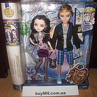 Набор Ever After High Date Night Dexter Charming and Raven Queen Эвер Афтер Хай Декстер Чарминг и Рейвен Квин, фото 1