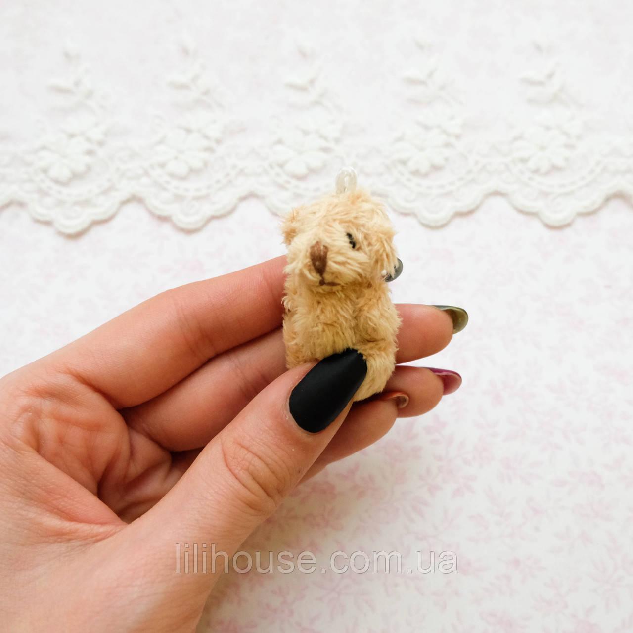 Мягкая Игрушка Медвежонок 4.5 см ЛАТТЕ