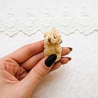 Мягкая Игрушка Медвежонок 4.5 см ЛАТТЕ, фото 1