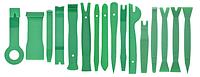 Инструменты для снятия обшивки (облицовки) авто (16 шт).