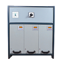 Стабилизатор напряжения трёхфазный РЭТА ННСТ-3х35 кВт BREEZE (INFINEON) 165A, фото 1