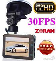 Функциональный видеорегистратор F302A. FullHD. 30к/с. Экран 2.8 дюйма. Интернет магазин. Код: КТМТ247
