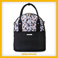 Сумка-рюкзак для мамы Mommore