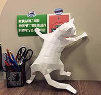 "3D фігура з паперу ""Коти"""
