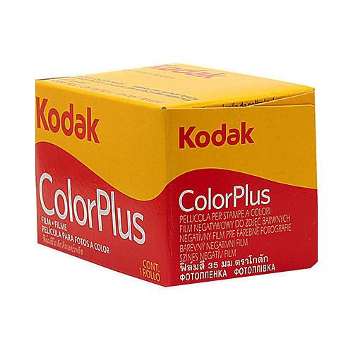 Фотоплівка Kodak Color Plus 200 135/36 кольорова плівка