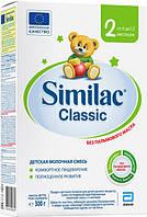 Смесь молочная сухая Similac Classic 2 300 г