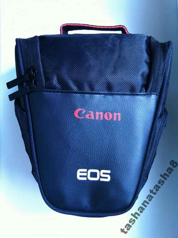 Чехол сумка на фотоаппарат Canon 50D 500D 350D 40D 550D