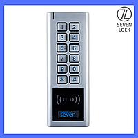 Беспроводная клавиатура со встроенным считывателем SEVEN Lock SK-7713