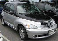 Дефлекторы окон (ветровики) Chrysler PT Cruiser 2000-2006 (Крайслер пт круизер) Cobra Tuning