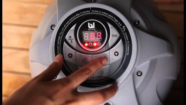 Фильтрационная установка с катриджным фильтром производительностью 1325 л/ч