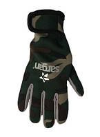 Перчатки Sargan Агидель Камо 1,5мм РАСПРОДАЖА Черно-серый XL