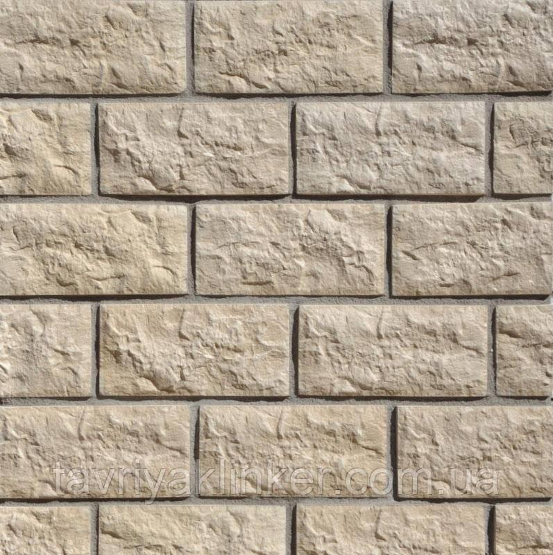 Фасадний камінь ALMERIA CREME