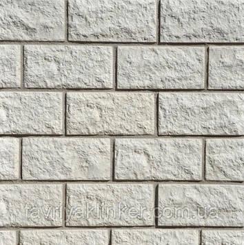Фасадний камінь ALMERIA WHITE