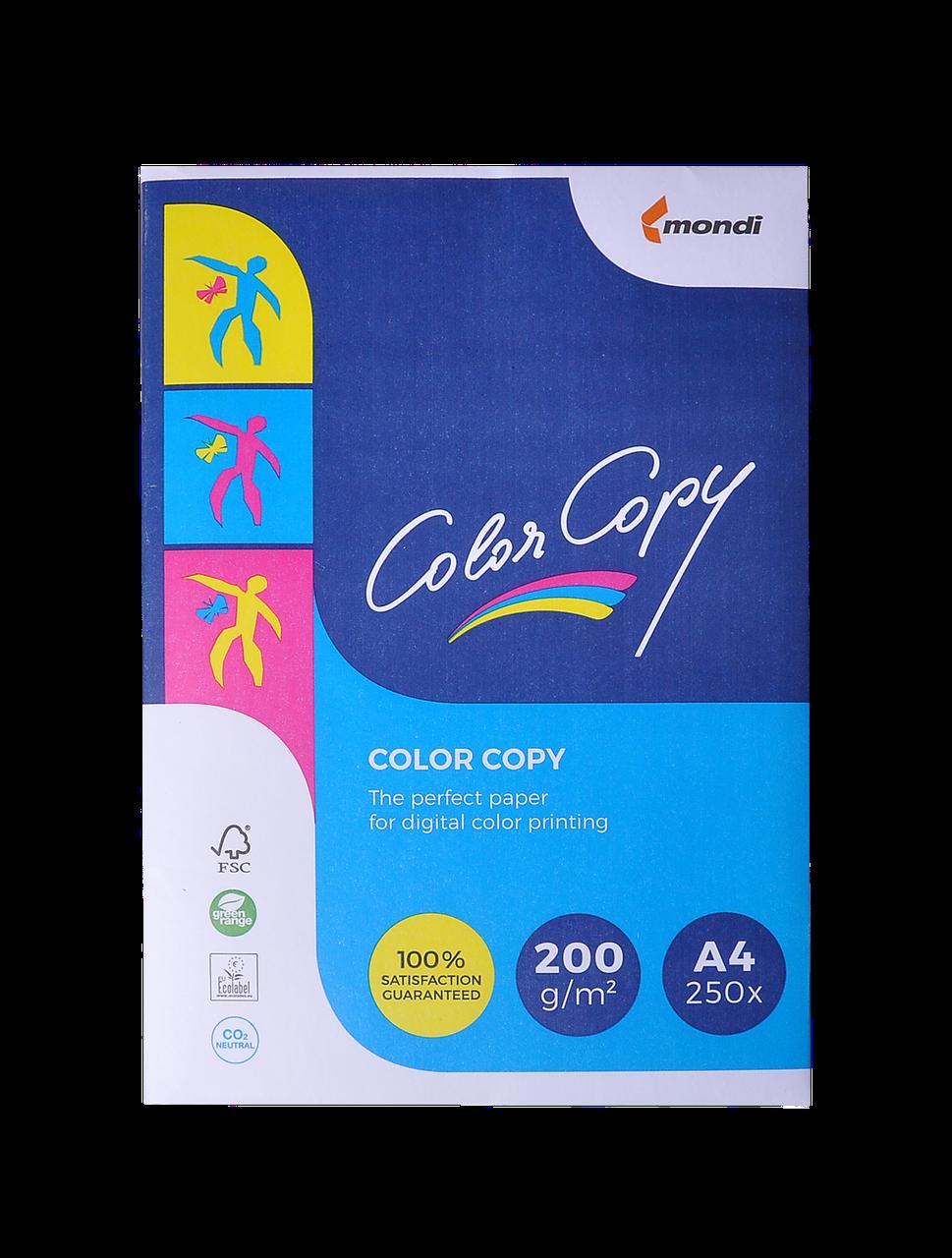 Папір Color Copy А4 200 г/м2 , 250 арк