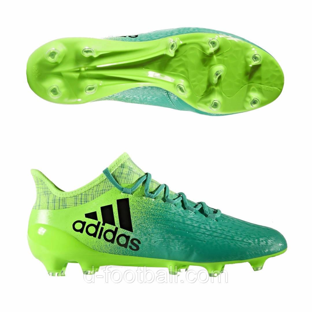 875486b0 Футбольные бутсы Adidas X 16.1 FG BB5839 купить, цена в интернет ...