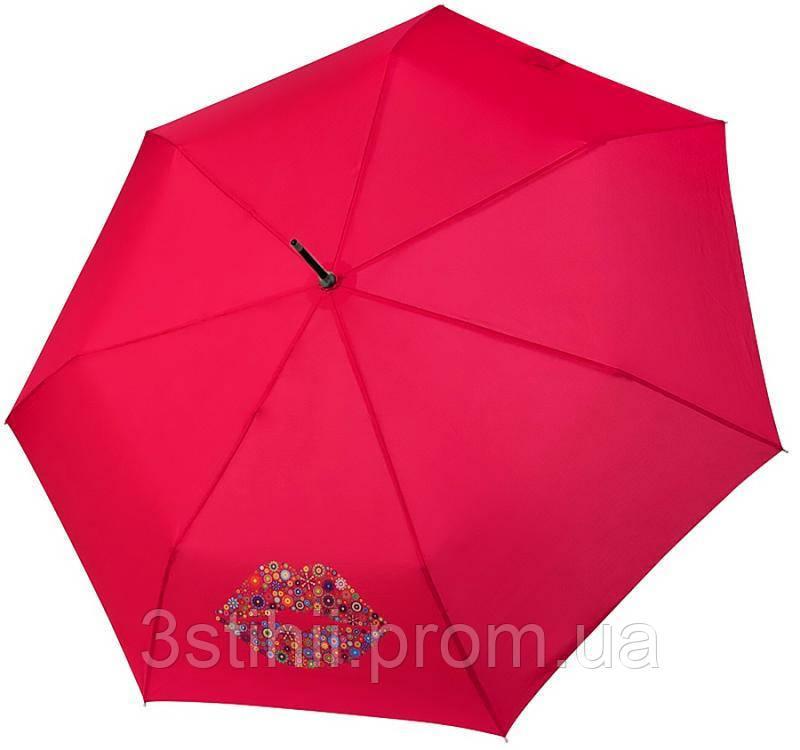 Зонт-трость Doppler полуавтомат 740765Кiss-1 Красный