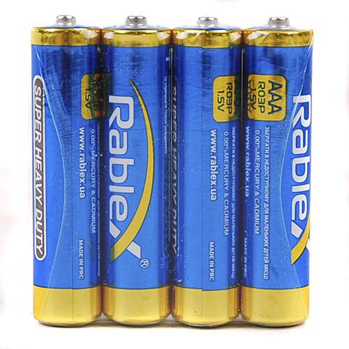 Батарейка R03 Rablex AAA 1.5V