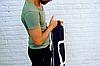 Сумка-чехол для коврика для йоги Foyo B&W, фото 3