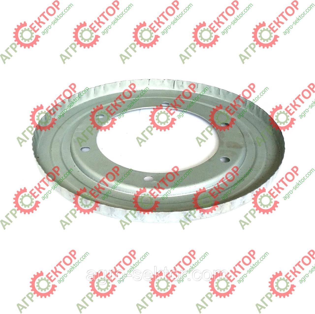 Кожух захисний циліндру ротора роторної косарки Wirax Z-069, Z-169 5036010360
