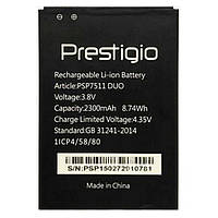 Аккумулятор Prestigio PSP7511 (2300 mAh). Батарея Prestigio PSP7511 Muze B7. Original АКБ (новая)