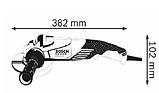 Угловая шлифмашина Bosch GWS 15-150 CIH, фото 3