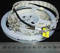 Світлодіодна стрічка  2835-60-IP33-NW-8-12 R0860TA-C ,нейтрально-білий, 12В, 6 Вт