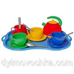 """Детская посудка """"Маринка 6"""" 1301 Технок"""