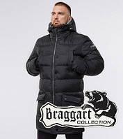 Оригинальный зимний пуховик Braggart Dress Code - 52106K графит