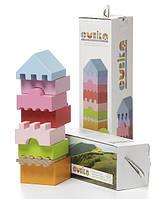 Деревянная игрушка Пирамидка
